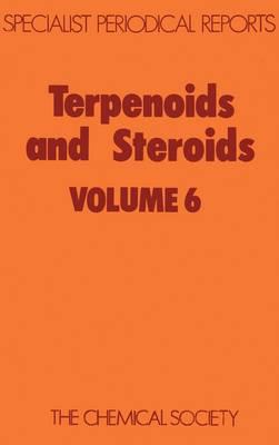 Terpenoids & Steroids Volume 3 (Hardback)