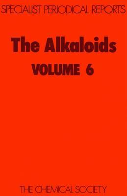 Alkaloids, Vol 13 (Hardback)