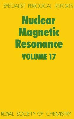 Nuclear Magnetic Resonance, Volume 17 (Hardback)