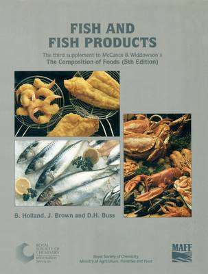 Fish and Fish Products: Fish and Fish Products 3rd supplement (Paperback)