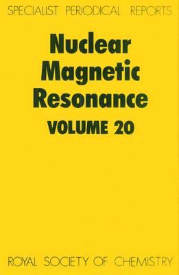 Nuclear Magnetic Resonance, Vol 16 (Hardback)