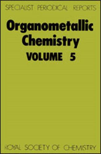 Organometallic Chemistry (Hardback)