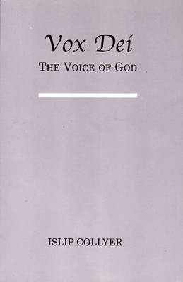 Vox Dei: A Defence of a Simple Faith (Paperback)