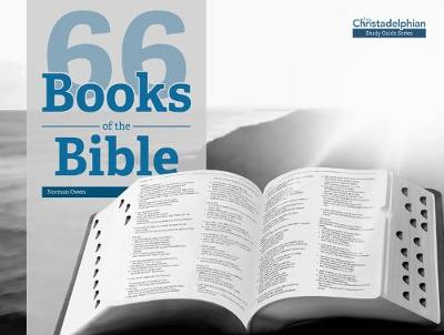 The 66 Books of the Bible Study Guide - Study Guide (Paperback)