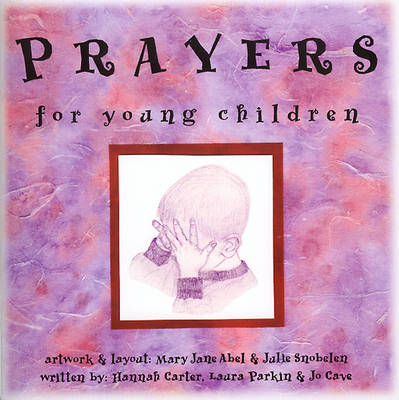 Prayers for Young Children (Paperback)