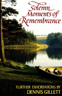 Solemn Moments of Remembrance (Paperback)