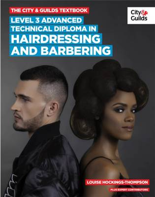The city guilds textbook advanced technical diploma in the city guilds textbook advanced technical diploma in hairdressing and barbering level 3 fandeluxe Images