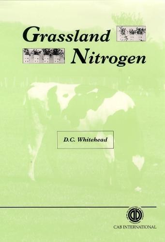 Grassland Nitrogen (Hardback)