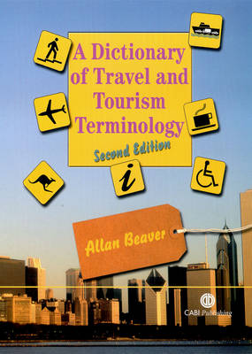 A Dictionary of Travel and Tourism (Paperback)