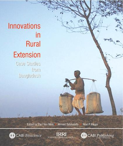 Innovations in Rural Extension: Case Studies from Bangladesh (Paperback)