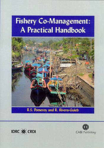 Fishery Co-Management: A Practical Handbook (Paperback)