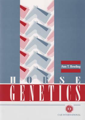 Horse Genetics (Paperback)