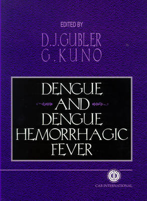 Dengue and Dengue Hemorrhagic F (Hardback)