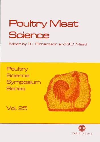 Poultry Meat Science (Hardback)