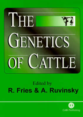 The Genetics of Cattle (Hardback)