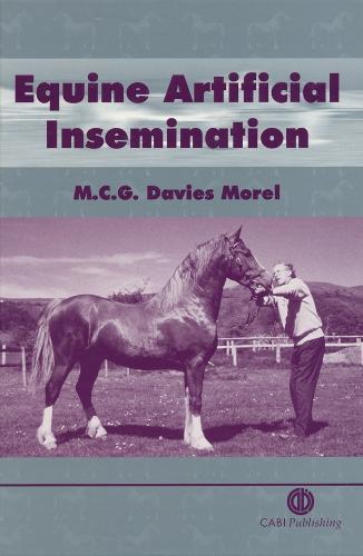 Equine Artificial Insemination (Hardback)