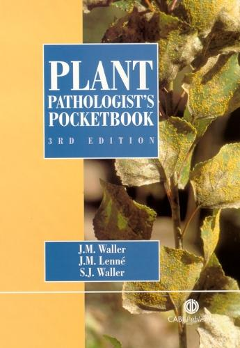 Plant Pathologists' Pocketbook (Paperback)