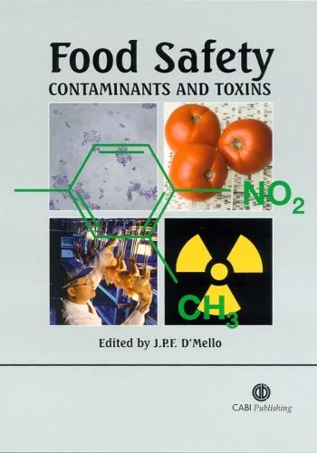 Food Safety: Contaminants and Toxins (Hardback)