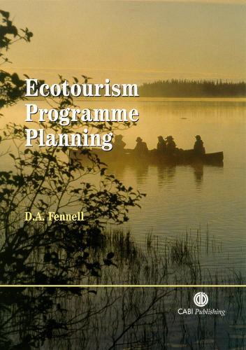Ecotourism Programme Planning (Paperback)