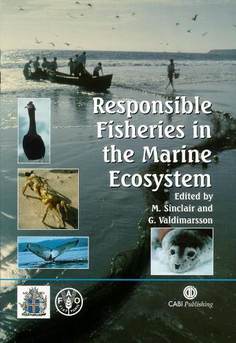 Responsible Fisheries in the Marine Ecosystem (Hardback)