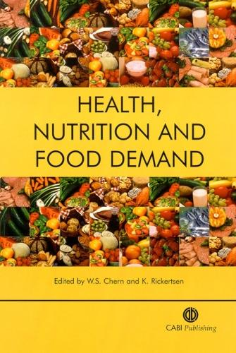 Health, Nutrition and Food Demand (Hardback)