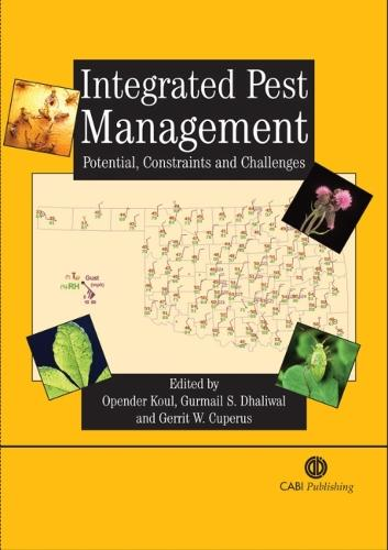 Integrated Pest Management: Potential, Constraints and Challenges (Hardback)