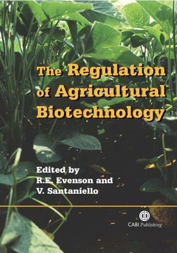 Regulation of Agricultural Biotechnology (Hardback)
