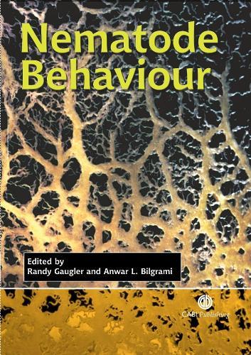 Nematode Behaviour (Hardback)