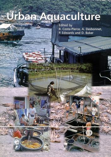 Urban Aquaculture (Hardback)