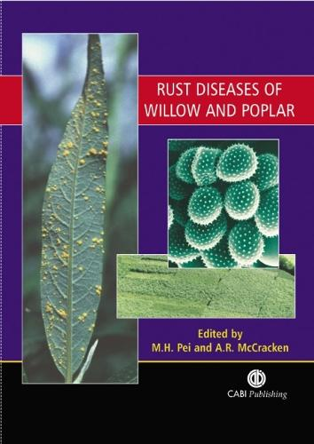 Rust Diseases of Willow and Poplar (Hardback)