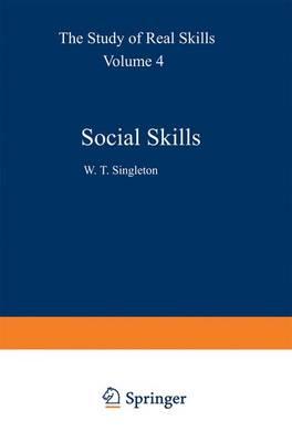 Study of Real Skills: Social Skills v. 4 (Hardback)