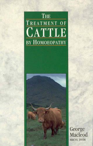 The Treatment Of Cattle By Homoeopathy (Paperback)