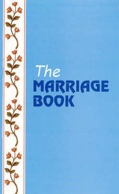 Marriage Book (Paperback)