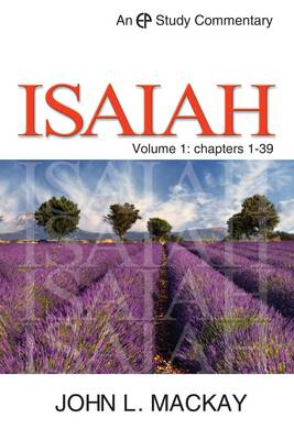 EPSC Isaiah Volume 1 - EPSC Commentary Series (Hardback)