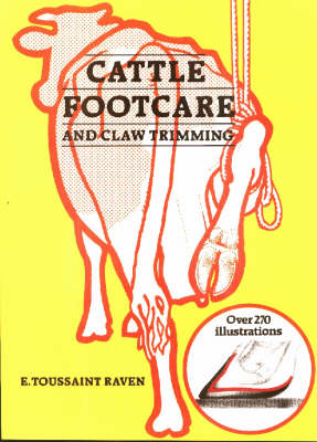 Cattle Footcare and Claw Trimming (Paperback)