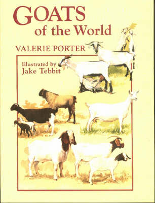 Goats of the World (Hardback)