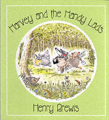 Harvey and the Handy Lads (Paperback)