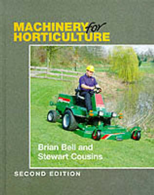 Machinery for Horticulture (Hardback)