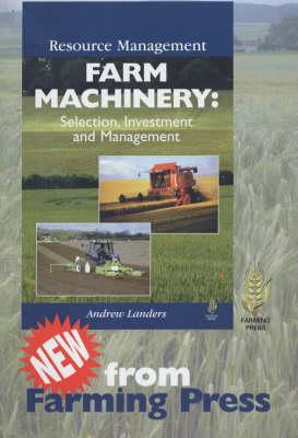 Resource Management: Farm Machinery - Resource Management (Paperback)