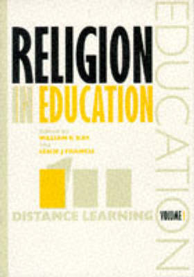 Religion in Education: v. 1 (Paperback)