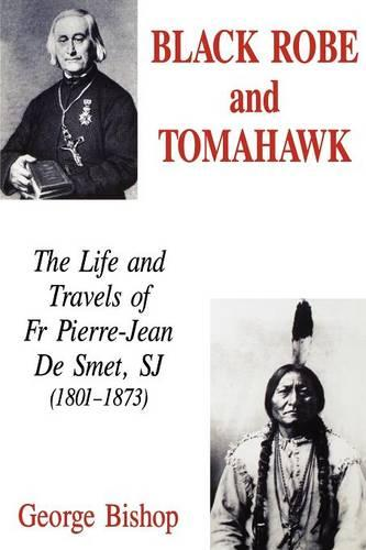 Black Robe and Tomahawk (Paperback)