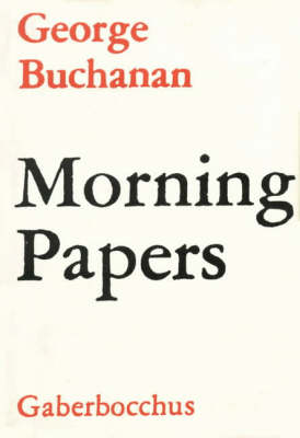 Morning Papers (Paperback)