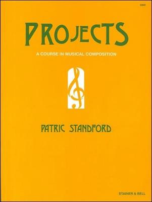 Projects: Course in Musical Composition (Paperback)