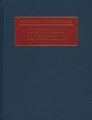 The Gyffard Partbooks: v. 2 - Early English Church Music No. 51 (Hardback)