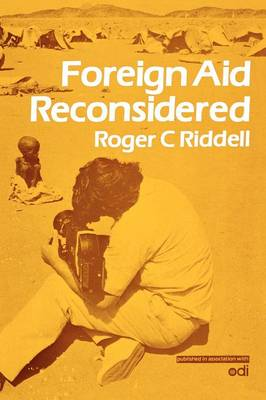 Foreign Aid Reconsidered (Paperback)