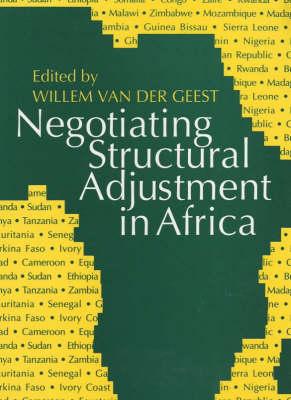 Negotiating Structural Adjustment in Africa (Paperback)