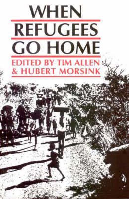 When Refugees Go Home: African Experiences (Paperback)