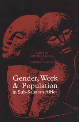Gender, Work and Population in Sub-Saharan Africa (Paperback)