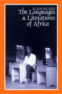 The Languages and Literatures of Africa: The Sands of Babel (Paperback)
