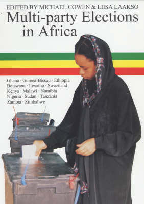 Multi-party Elections in Africa (Paperback)